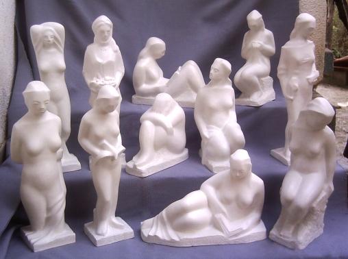 Women (Polymarble, 2005)