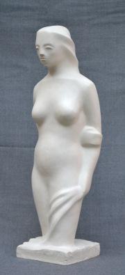 Torso (Polymarble, 56x15x15cm, 2005)
