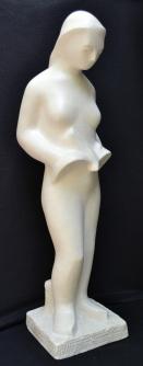 Freedom (Polymarble, 56x13x11cm, 2005)