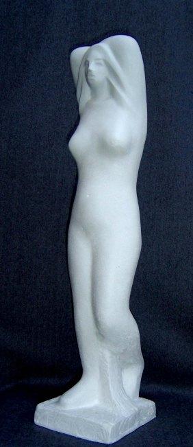 Dancer (Polymarble, 50x11x14cm, 2005)