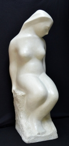 Remembrance (Polymarble, 55x14x14cm, 2005)