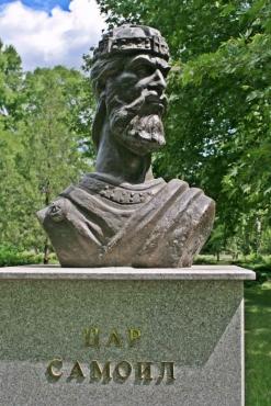 King Samuel, Strumica, Macedonia 2012