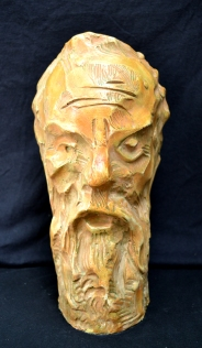 King Vulkashin (Polymarble, 26x9x10cm, 2006)