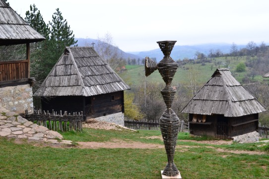 Sirogojno Embroidery, Sirogojno, Serbia 2014