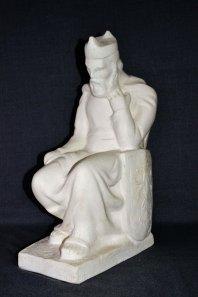 King Samuel (Polymarble, 48x30x20, 2011)