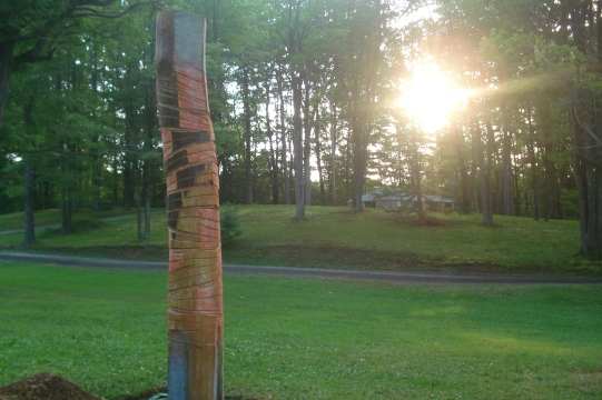 Holy Spirit, Camp Sequanota, Jennerstown, Pennsylvania, USA 2011