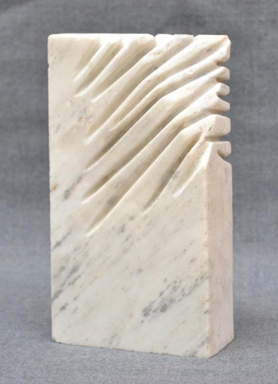 Wound (Marble, 20x10x5cm, 2001)