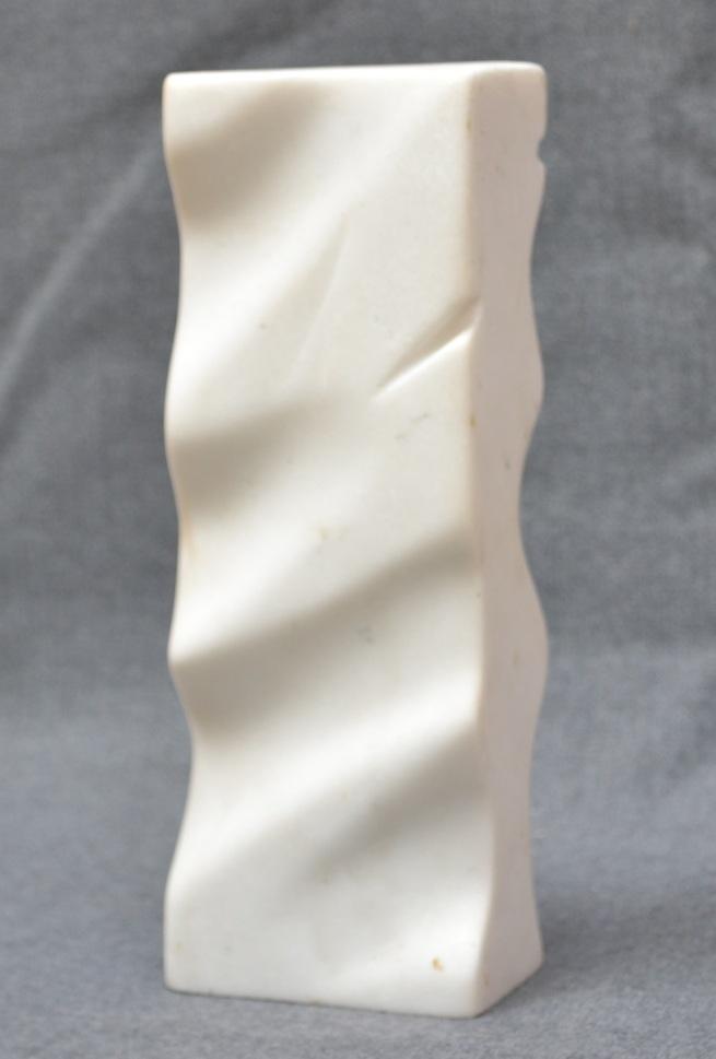 Furrowed (Marble, 20x10x3cm, 1998)