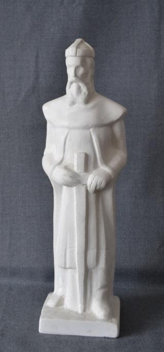 King Samuel (Polymarble, 51x15x14, 2011)