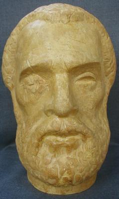 King Philip II (Polymarble, 31x21x14cm, 2006)