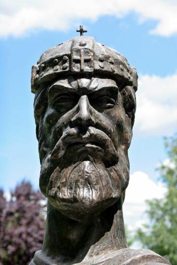 King Samuel