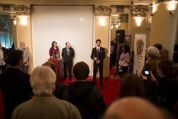 Guarnerius Exhibition Opening