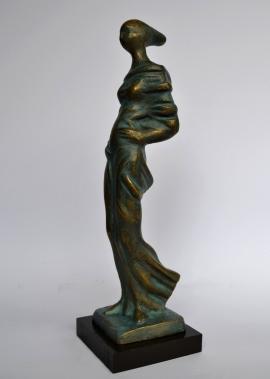 Koshava (Bronze, 31x7x8cm, 2015)
