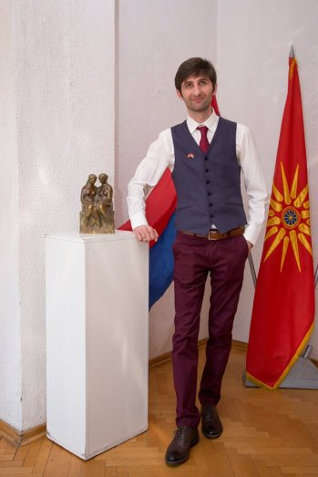 Exhibition in Nis Cultural Center