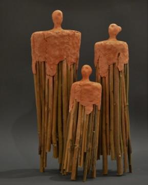 Family (Wood/Clay, 2020)