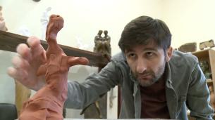 Sinisa Sculpting Snimak 2